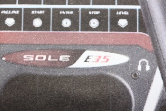 the sole e35 treadmill